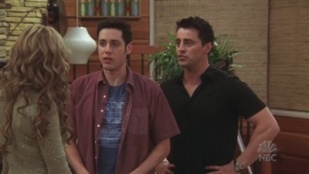 Joey 01x05 : Joey and the Perfect Storm- Seriesaddict